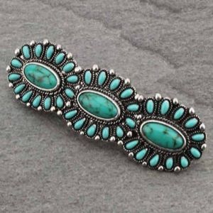 Western Style Hair Clip Pin Barrette